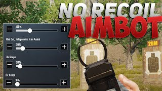 Best Sensitivity Settings and Chinese Pro Player Drills  Best iPhone Claw Setup   PUBG MOBILE