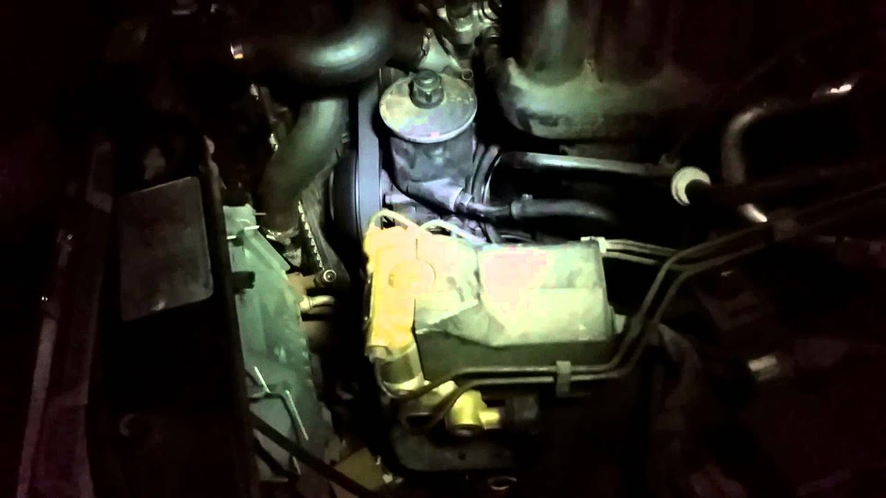 94 E320 M104 Crazy rattle or knocking ??   Mercedes-Benz Forum