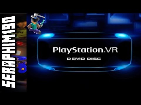 FREE PlayStation DEMO  VR - PlayStation Network Live