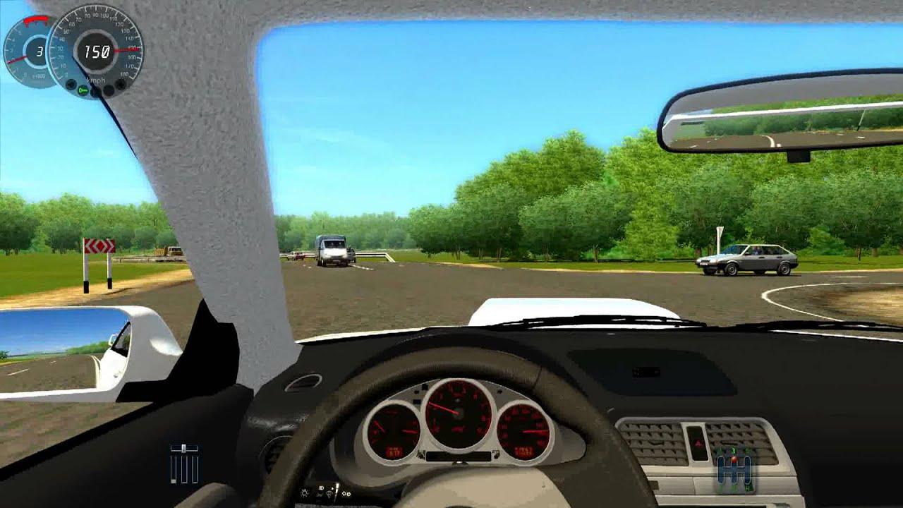 City Car Driving Subaru Impreza