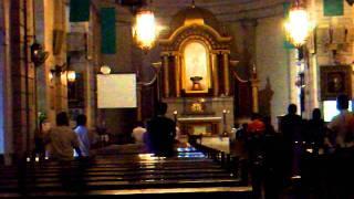 アキーラさん!フィリピン・マニラ・マラテ教会1,Marate,Manila,Philippines