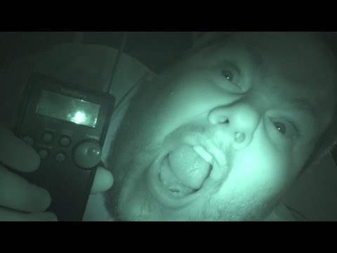 PARANORMAL ACTIVITY: THE HALLOWEEN GHOST HUNT!