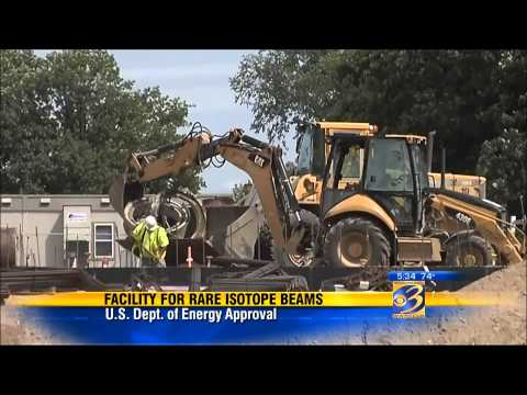 WWMT - Energy Department gives MSU project key approval