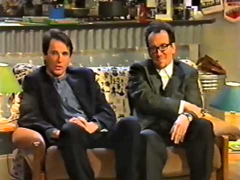 Fantasy Football League - S02E12 - Elvis Costello, Alan Hansen, Chas & Dave