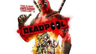 Deadpool Walkthrough Complete Game Movie