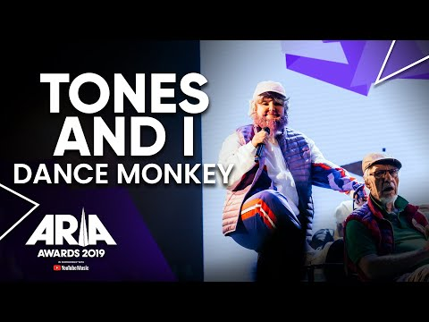 Tones And I: Dance Monkey | 2019 ARIA Awards