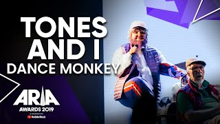 Download lagu Tones And I: Dance Monkey | 2019 ARIA Awards
