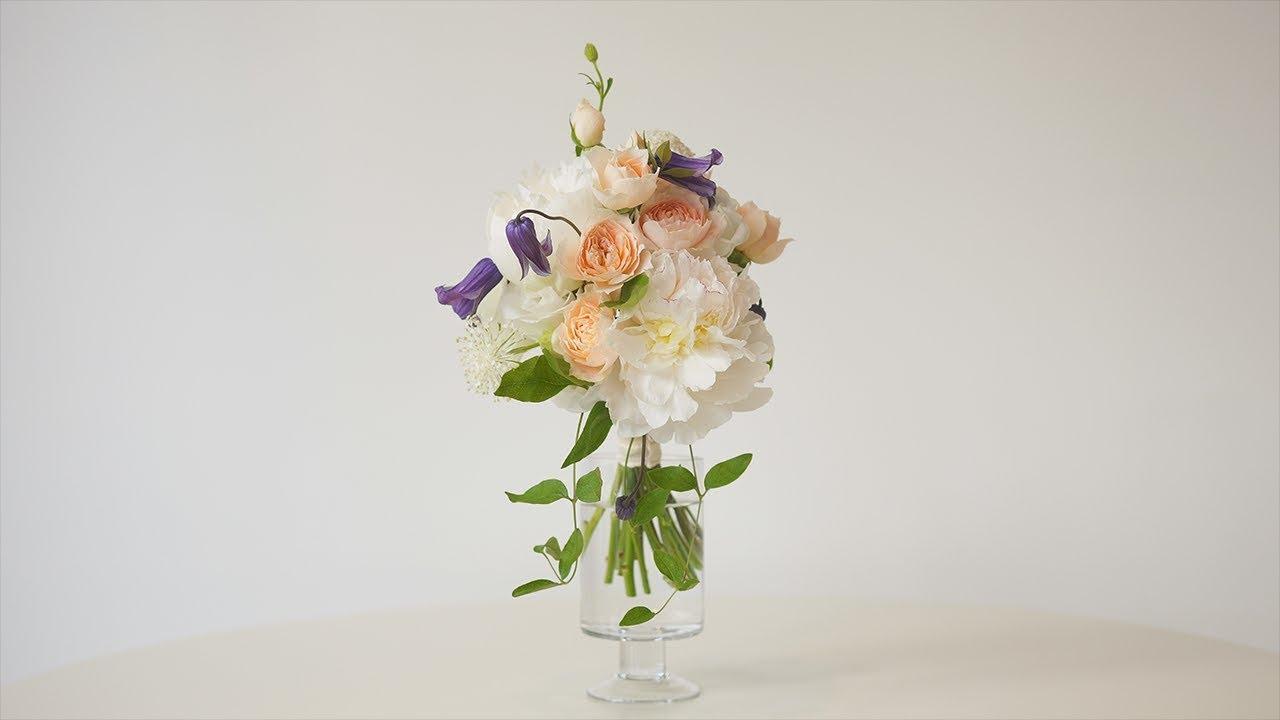 작약 웨딩부케 Peony Wedding Bouquet