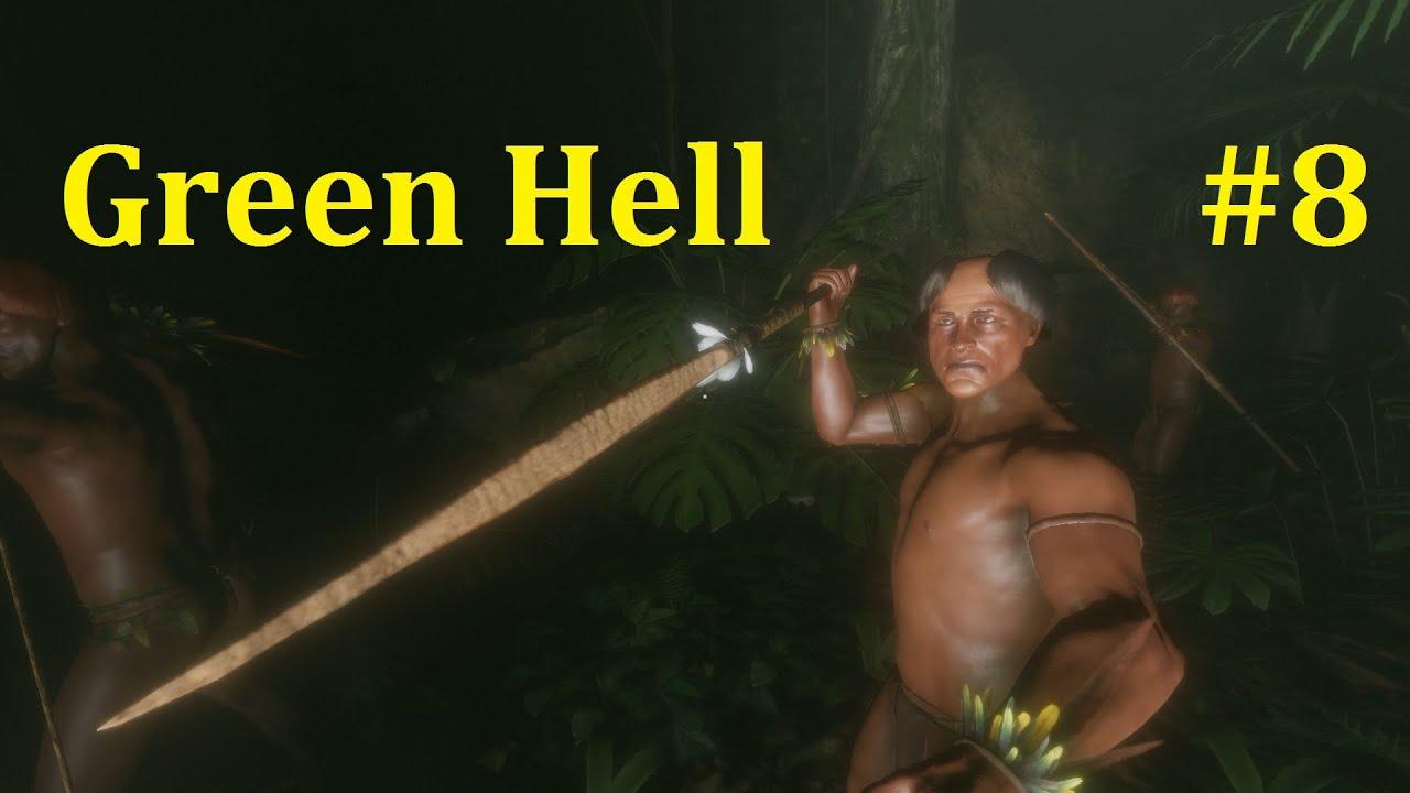 Green Hell Прохождение ► Волшебные глюки #8