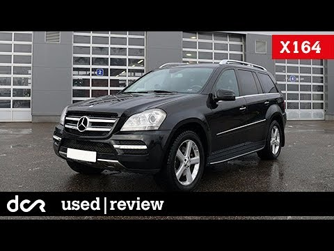 Ing A Used Mercedes Gl Cl X164 2006 2017 Advice With Common Issues
