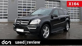 Buying a used Mercedes GL-class X164 - 2006-2012, Buying advice with Common Issues