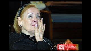 Lepa Lukić u INVALIDSKIM KOLICIMA / Kraljica narodne pesme ne moze da hoda