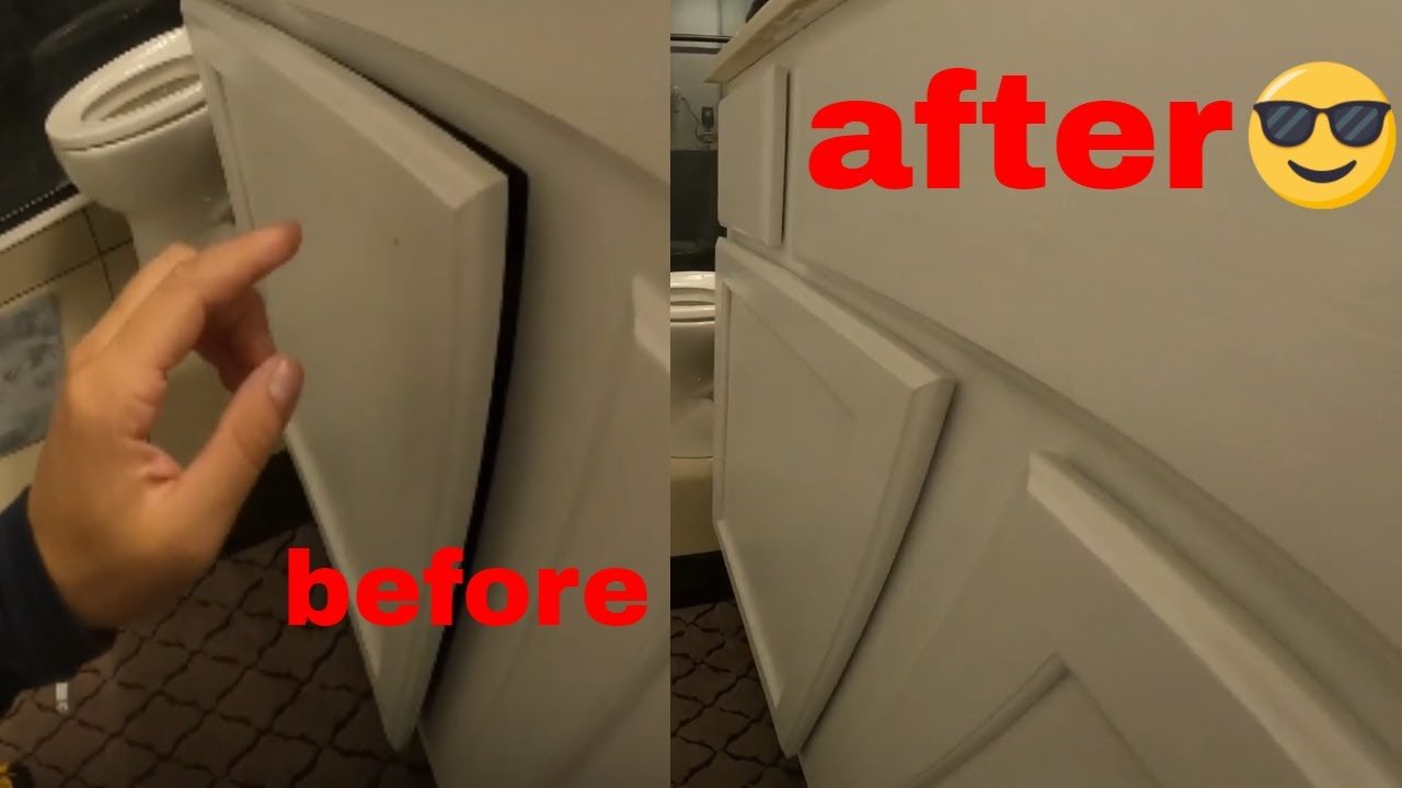 Easy Way To Fix Cabinets That Won T Close All The Way Check Out The Description Below Youtube