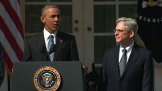 Obama nominates Merrick Garland to Supreme Court thumbnail