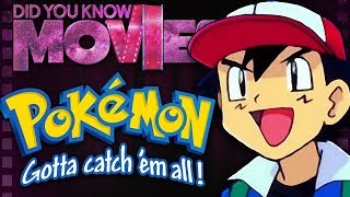 How Pokemon Was Censored in the West - Did You Know Movies Feat. Remix