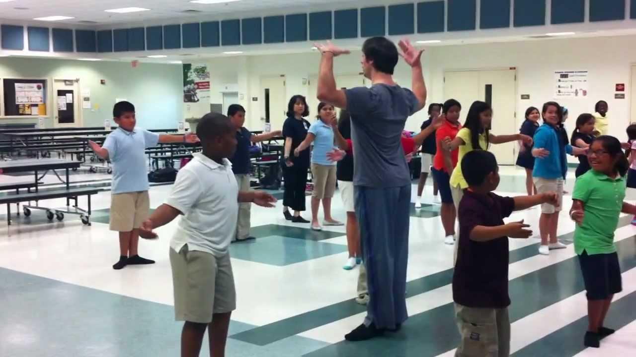 The Naples Ballet meets Golden Gate Elementary - Part 2 ...
