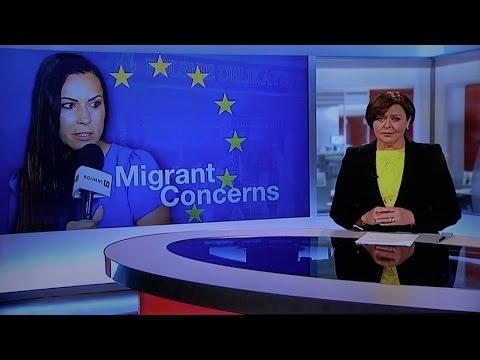 BBC One - Post Brexit EU Immigrant Concerns [Polish Subtitles]
