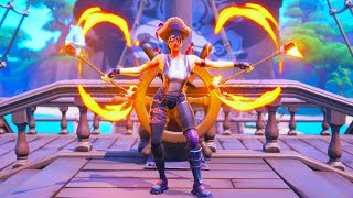 Fortnite Dances MAIS Ils sont remixés..! (Skins de pirate)