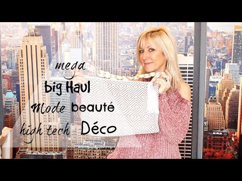 MEGA BIG HAUL ACTION I SHEIN I ROMWE I AMAZON I BEAUTE I MODE I DECO I HIGH TECH