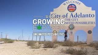 GROWING EXPOSED SEASON 2 EPISODE 2: Unlimited Possibilities