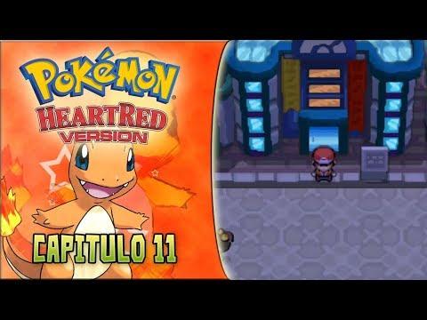 Pokemon Heart Red - cinemapichollu