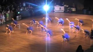 dance studio Ultra Kumanovo- 1st place!