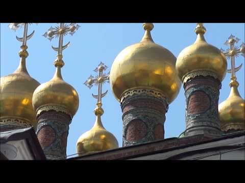 The Moscow Kremlin, video walking tour, 2014, May