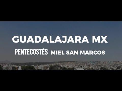 GUADALAJARA MÉXICO - Miel San Marcos - Pentecostés