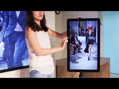 AOPEN Smart Digital Signage with Barcode scanner