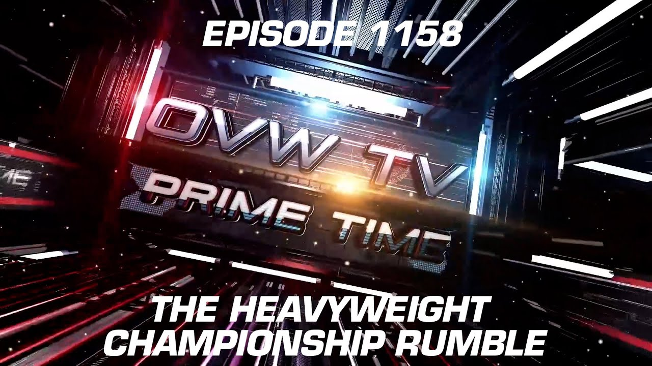 """Download OVW TV 1158 - """"The Heavyweight Championship Rumble"""""""