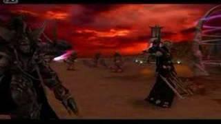 Soulstorm - Dark Eldar Stronghold Intro