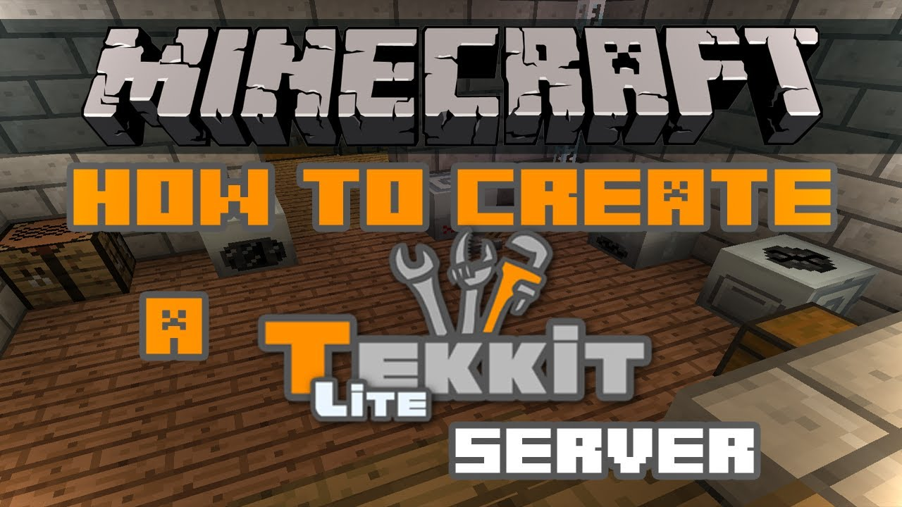 how to make minecraft classic tekkit servers
