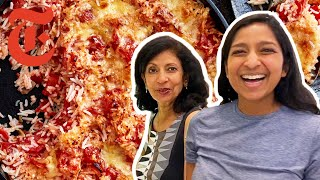 Priya and Her Mom's Cheesy Tomato Rice | Cook #WithMe | NYT Cooking