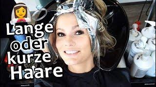 Friseurbesuch & Action Eröffnung I Welche HAARE zur HOCHZEIT? I Cindy Jane