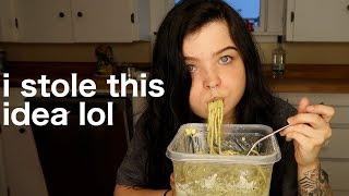 a weird pasta recipe that i stole