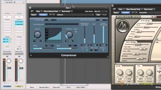 Logic Pro | Reverb Tutorials | Sidechained Reverb with 7 Skies (Anjuna) | Pyramind