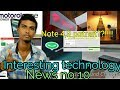 interesting technology news no:-10,hindi,note4 potrait,motoone,echo price cut,wtsp spam,pixel3.etc