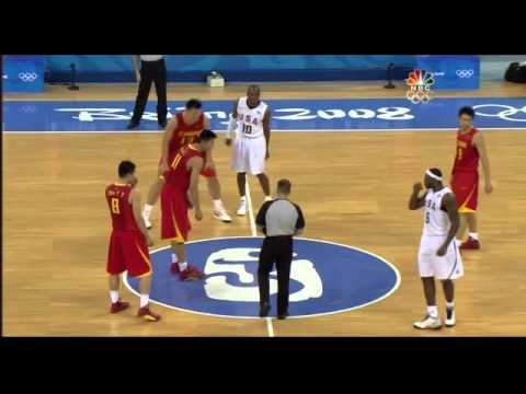 Kobe Bryant Highlights vs China [Olympic Games 08/10/2008]