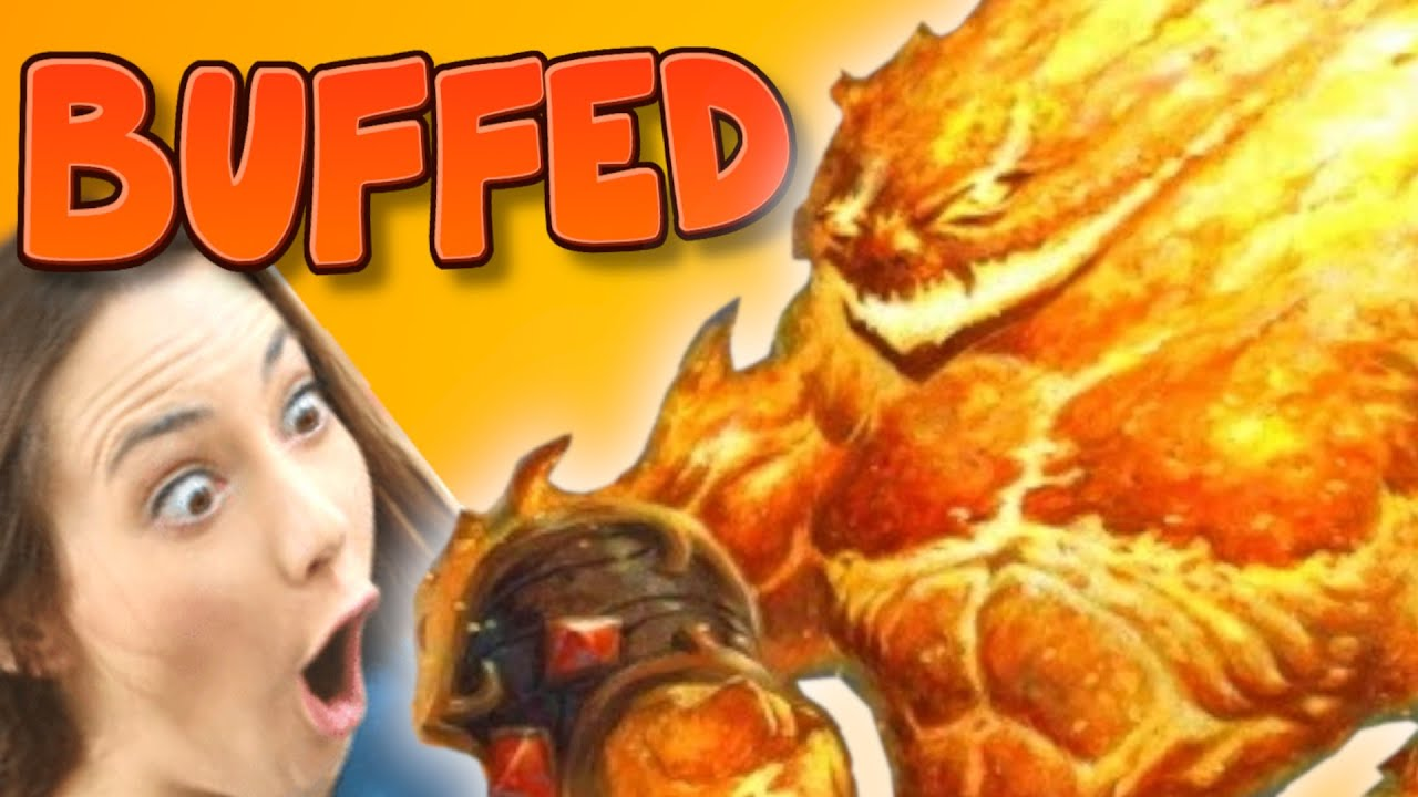 Shaman Arena Feat. BUFFED Fire Elementals! | Forged in the Barrens | Hearthstone
