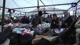 مشاهد من تحضيرات سوق الجمعة في العاصمة عمّان - (30-11-2017)
