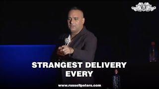 Strangest Delivery Ever