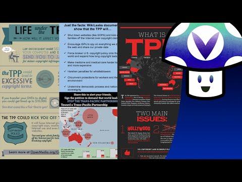 [Vinesauce] Vinny - Trans-Pacific Partnership Agreement (TPP) Awareness