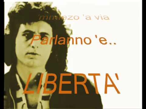 Pino Daniele - Libertà - Terra mia 1977