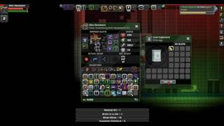 Starbound s2e19 Соляриевая броня и Астросабля DX