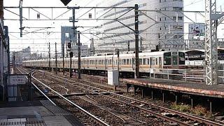 【回送】●20210209 211×211×211系 発車 @名古屋