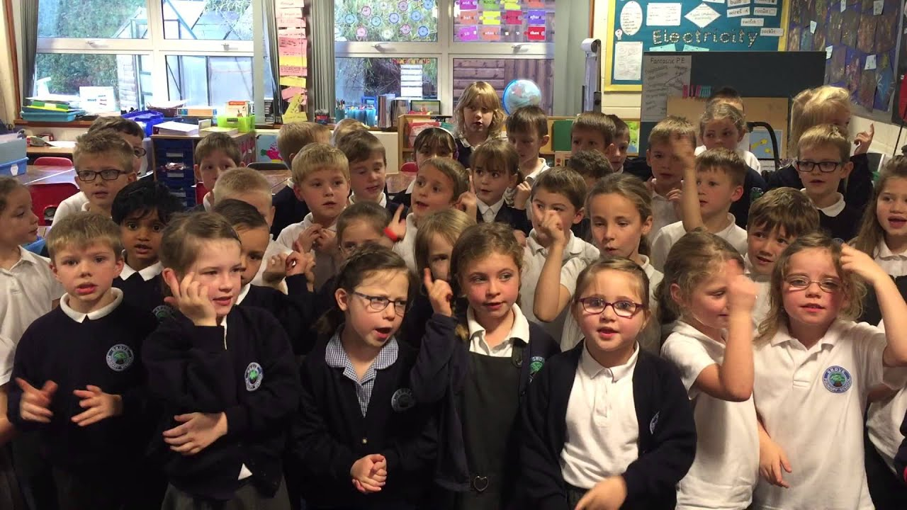 The Grove Primary School Sing About Good Manners YouTube