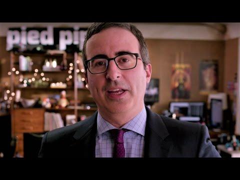 LAST WEEK TONIGHT Season 4 Official Promo (HD) HBO News Satire