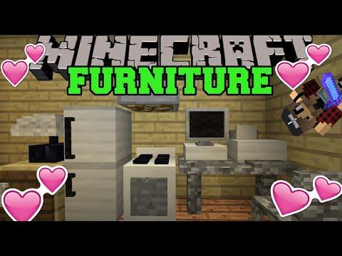 Мод Mine-Furniture