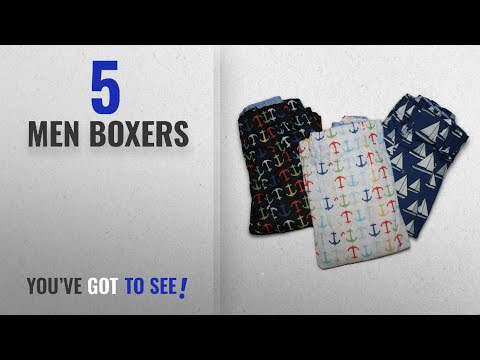 Banana Republic Boxers [ Winter 2018 ]: Banana Republic Men's Boxers 3-Pairs Boxer Shorts (Medium
