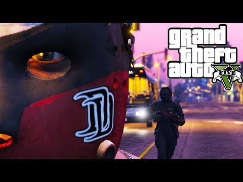 GTA 5 ONLINE - THE PURGE EP. 1 : The 1st Hour